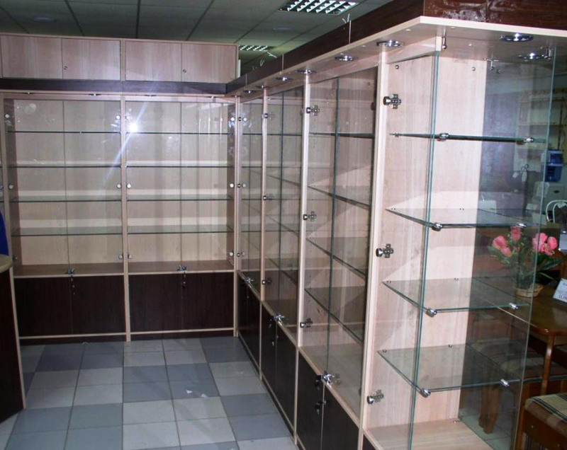 Торговая мебель-Мебель для магазина «Модель 4»-фото1