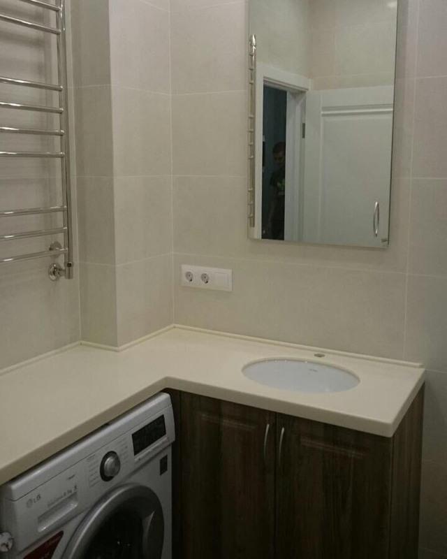 Мебель для ванной комнаты-Мебель для ванны «Модель 40»-фото1