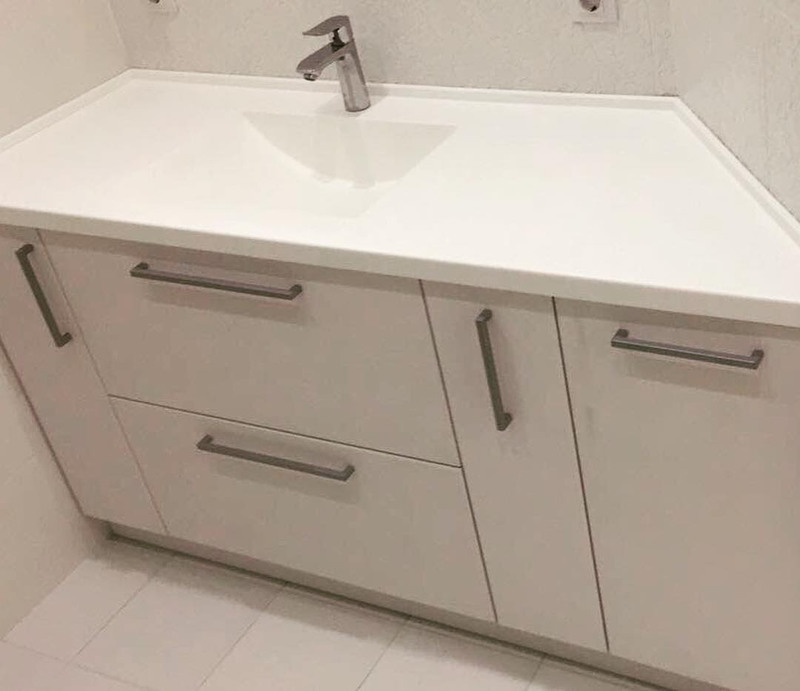 Мебель для ванной комнаты-Мебель для ванны «Модель 37»-фото1