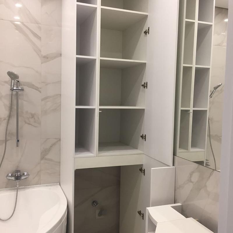 Мебель для ванной комнаты-Мебель для ванной «Модель 89»-фото3