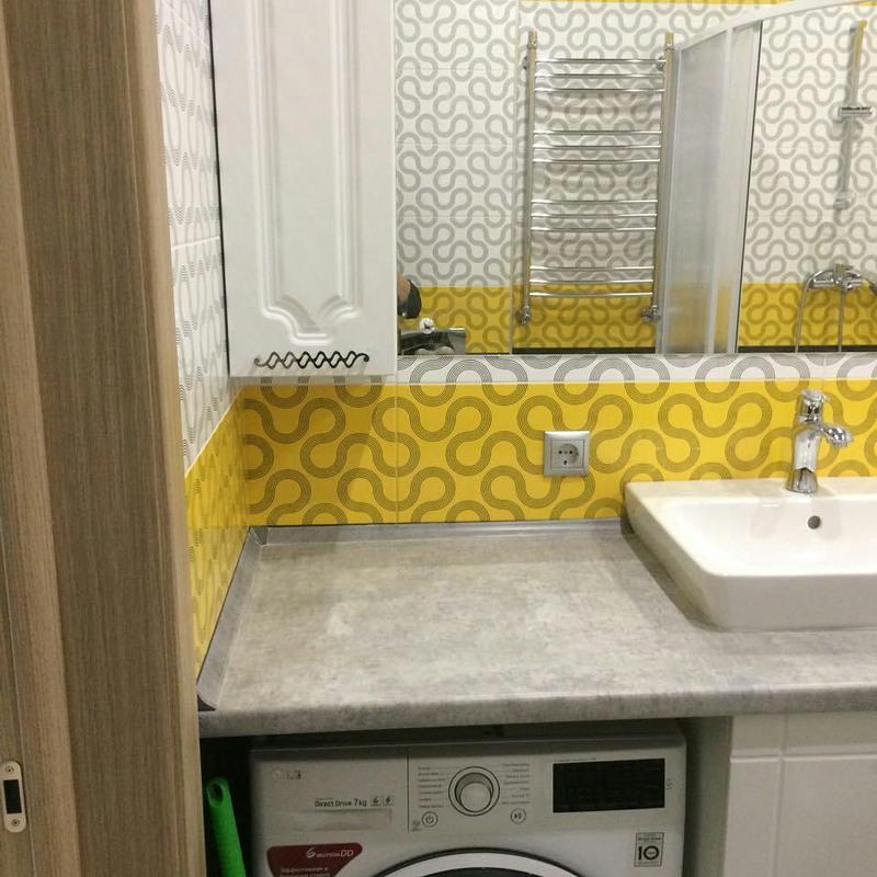 Мебель для ванной комнаты-Мебель для ванной «Модель 66»-фото2