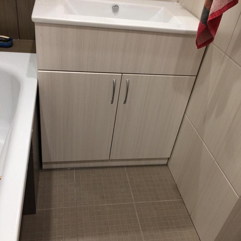 Мебель для ванной комнаты-Мебель для ванной «Модель 86»-фото1