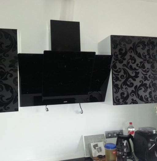 Белый кухонный гарнитур-Кухня МДФ в ПВХ «Модель 209»-фото4