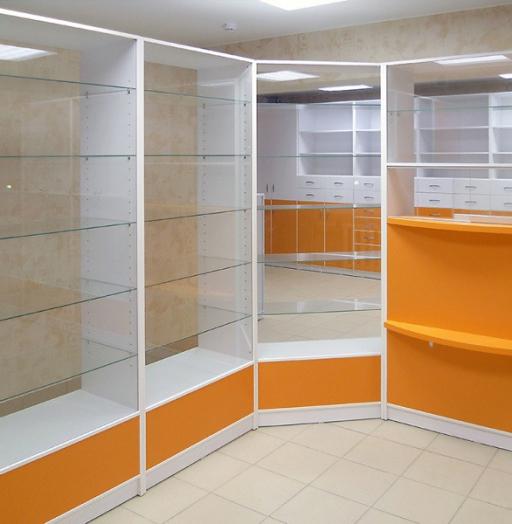 -Мебель для аптеки «Модель 195»-фото13