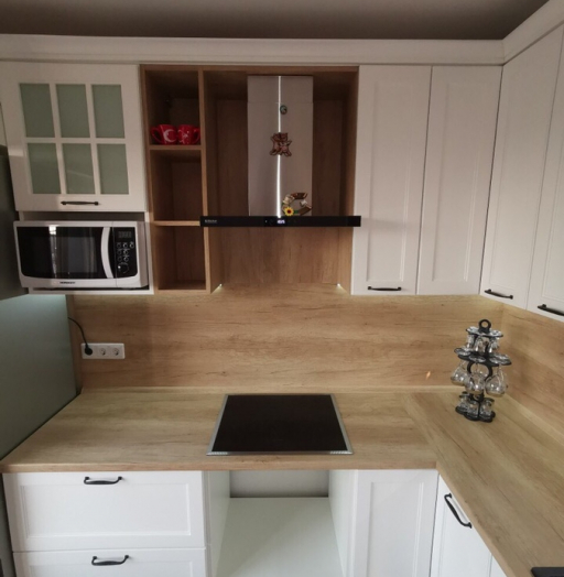 -Кухня МДФ в эмали «Модель 95»-фото25