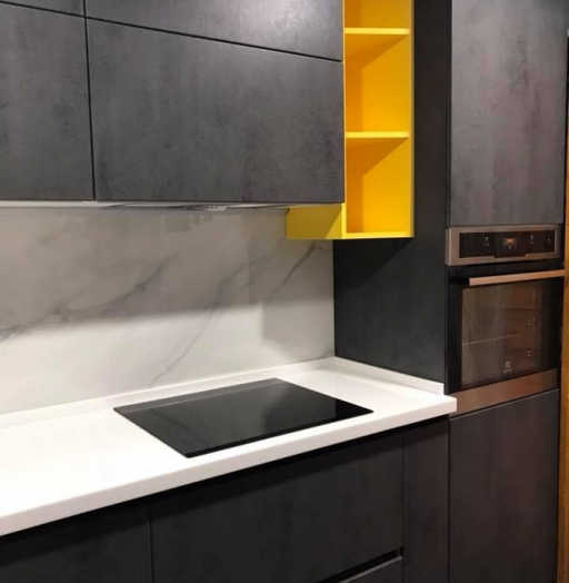-Кухня из пластика «Модель 189»-фото30