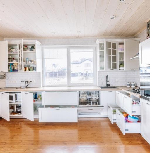 -Кухня МДФ в эмали «Модель 402»-фото20