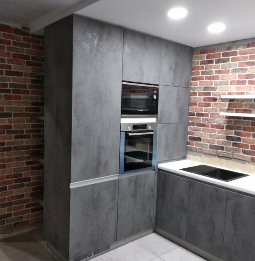 -Кухня МДФ в ПВХ «Модель 442»-фото8