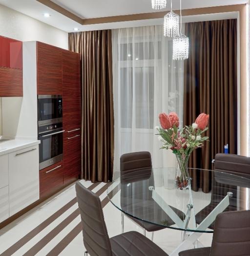-Кухня МДФ в ПВХ «Модель 17»-фото22
