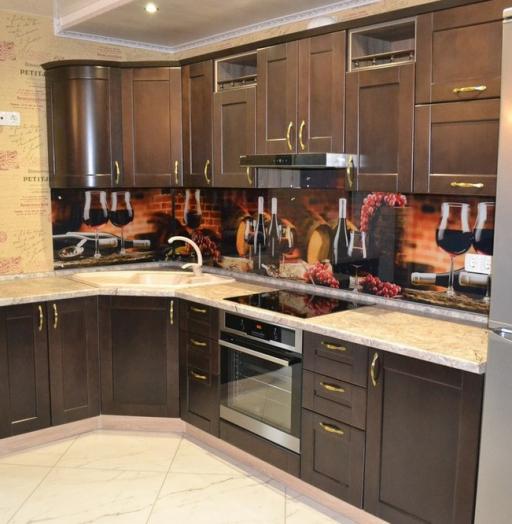 -Кухня из массива «Модель 160»-фото21