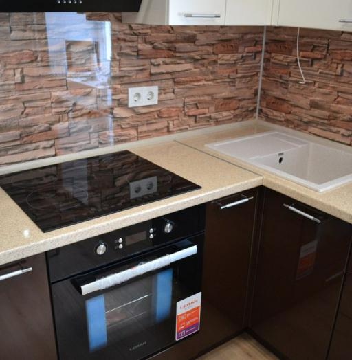 -Кухня МДФ в ПВХ «Модель 177»-фото6