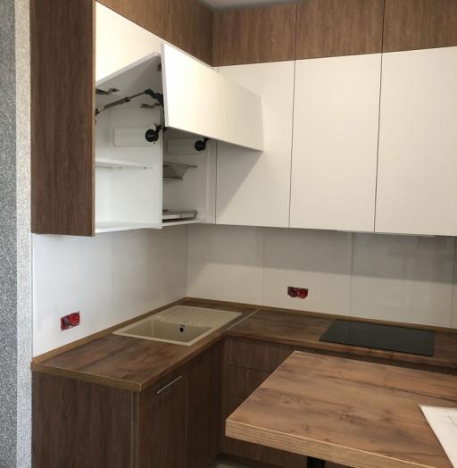 -Кухня МДФ в ПВХ «Модель 73»-фото28