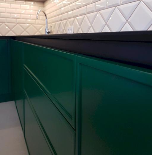 -Кухня МДФ в эмали «Модель 599»-фото15